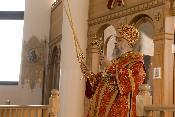 Архиерейское богослужение в нашем храме
